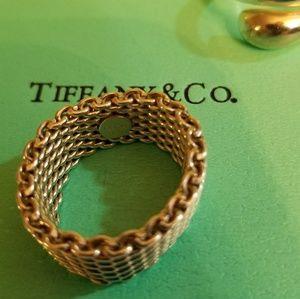 Tiffany & Co Somerset Ring